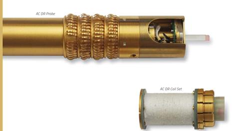 希釈冷凍機用 交流磁化率測定システム(ACDR)