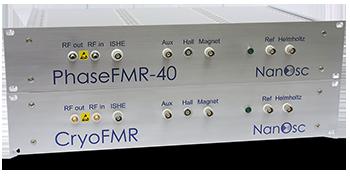 強磁性共鳴スペクトロメータ(FMR)